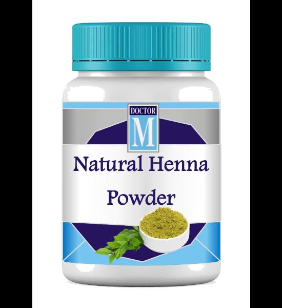 DOCTOR M Natural Henna Powder