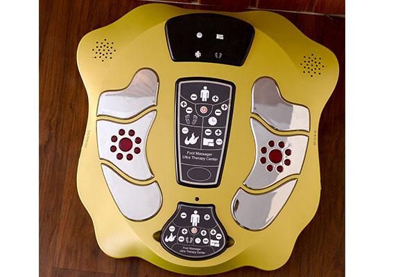Electronic Foot Massaging Unit