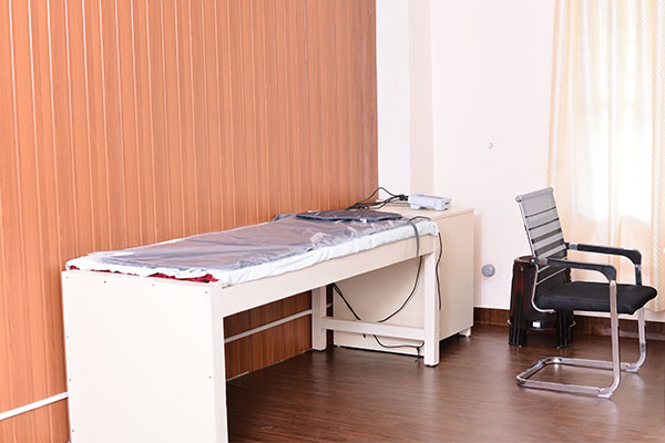 QRS Therapy Room