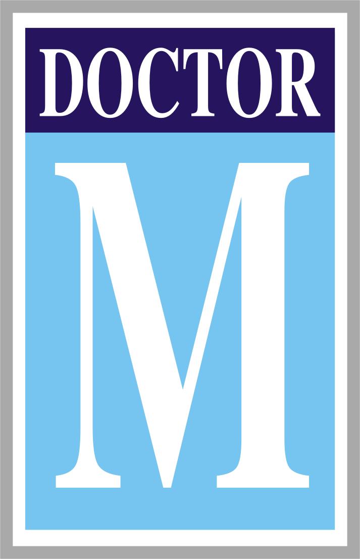 DR M LOgo